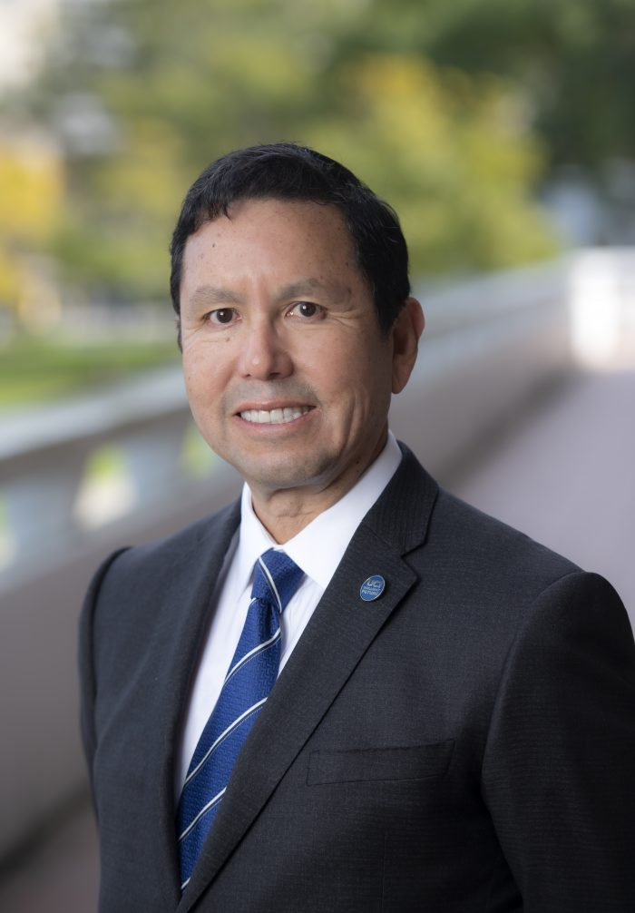 Ronald Cortez named new Under Secretary for Administration